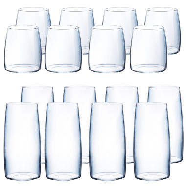 jcpenney.com | Luminarc 16-pc. Drinkware Set