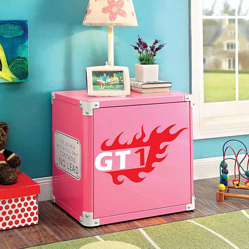 Dragster Youth Nightstand
