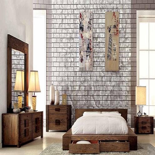 Anton 4-pc. Bedroom Set