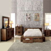 Anton 4-Pc. Bedroom Set With Drawers