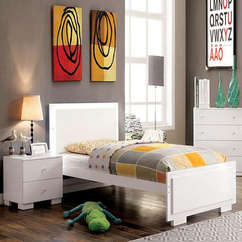 Angeli 2-pc. Bedroom Set