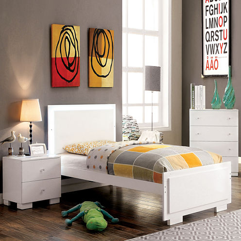 Angeli 3-pc. Bedroom Set