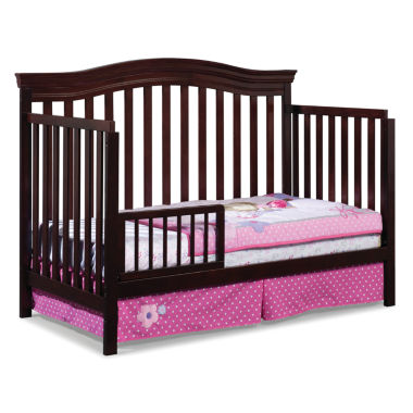 jcpenney.com | BROYHILL KIDS BOWEN HEIGHTS 4-IN-1 CONVERTIBLE CRIB