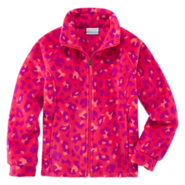 jcpenney.com | Columbia Girls Lightweight Fleece Jacket