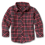 Little Maven™ by Tori Spelling Plaid Shirt - Boys 12m-5y