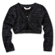 Joe Fresh™ Bolero Sweater - Girls 1t-5t