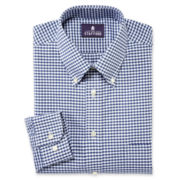 Stafford® Fashion Oxford Shirt–Big & Tall
