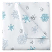 Home Expressions™ Set of 2 Holiday Microfiber Pillowcases