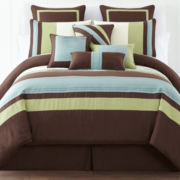 Jazz 10-pc. Comforter Set & Accessories
