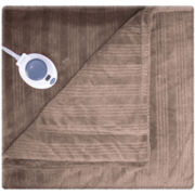 Safe and Warm™ Tri-Rib Electric Blanket