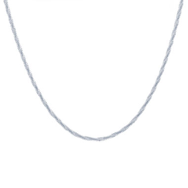 jcpenney.com | Silver Reflections Silver Over Brass Chain Necklace