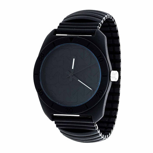 Rbx Unisex Black Strap Watch-Rbx001bk