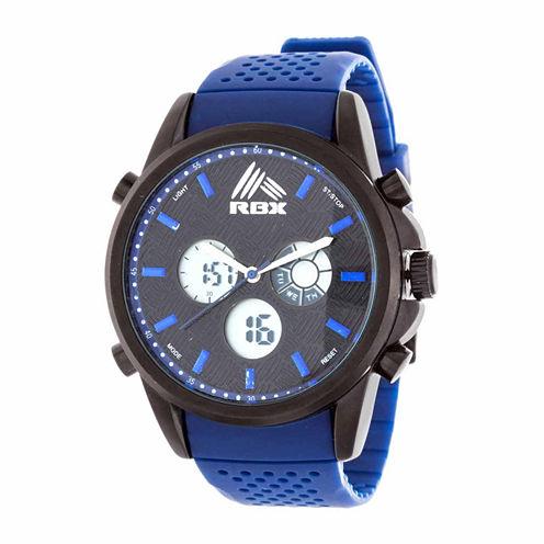 Rbx Unisex Blue Bracelet Watch-Rbx012bl