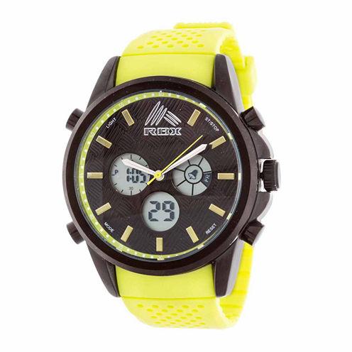 Rbx Unisex Yellow Bracelet Watch-Rbx012ye