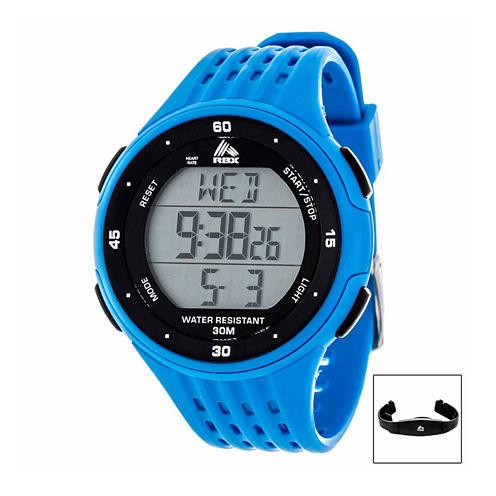 Rbx Unisex Blue Strap Watch-Rbxhr001bl