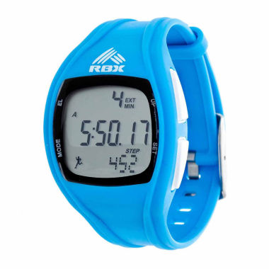 jcpenney.com | Rbx Unisex Blue Strap Watch-Rbxpd002bl