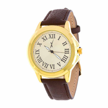 jcpenney.com | Xtreme Time Mens Brown Bracelet Watch-Nwl389068g-Br