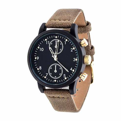 Xtreme Time Mens Black Bracelet Watch-Nwl413897bk-Br