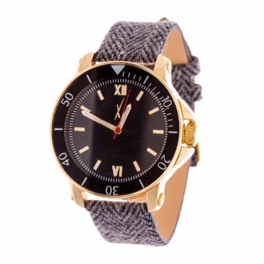jcpenney.com | Xtreme Time Mens Gold Tone Bracelet Watch-Nwn407640g-Gy