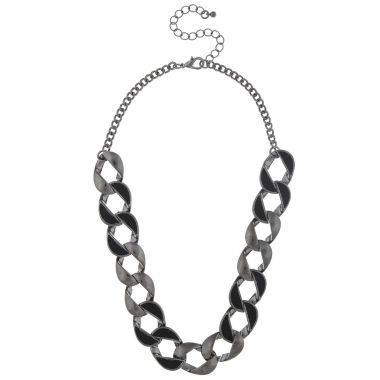 jcpenney.com | Bold Elements Link Necklace