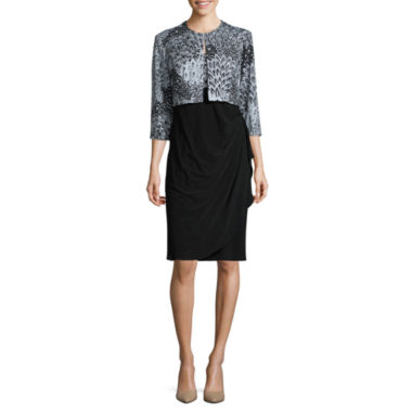 jcpenney.com | MSK Jacket Dress