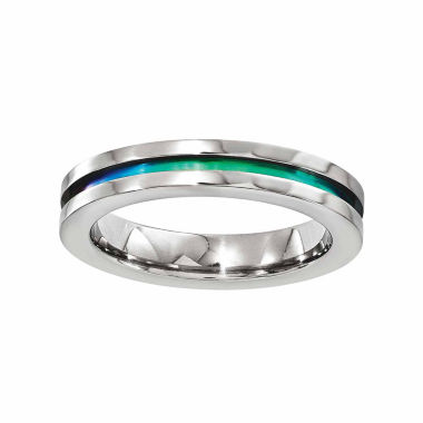 jcpenney.com | Edward Mirell Mens Titanium Wedding Band