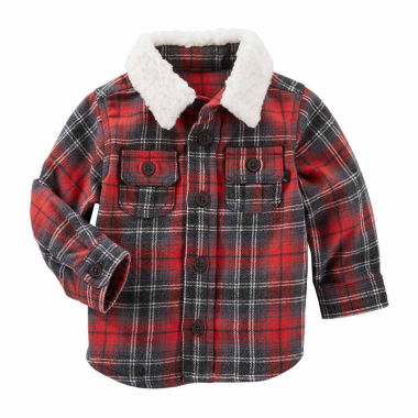 jcpenney.com | Oshkosh Boys Long Sleeve Button-Front Shirt