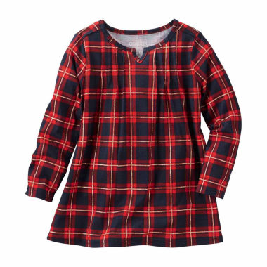 jcpenney.com | Oshkosh Long Sleeve A-Line Dress - Preschool