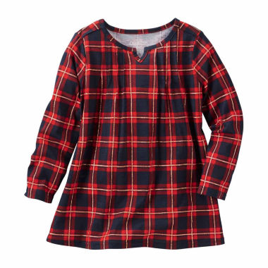 jcpenney.com | Oshkosh Long Sleeve A-Line Dress - Toddler