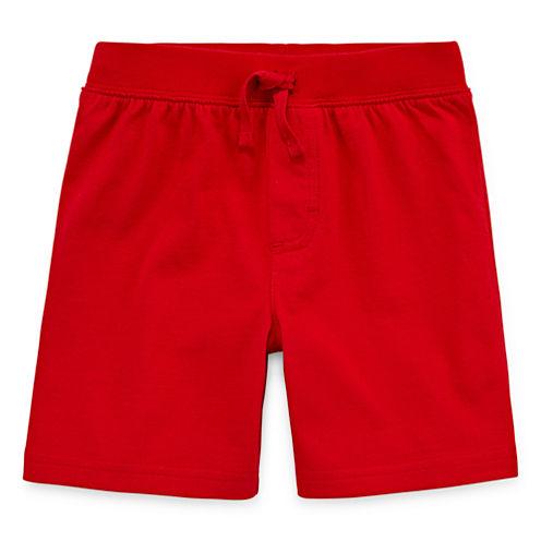 Okie Dokie Pull-On Shorts Baby Boys