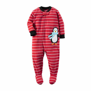 jcpenney.com | Carter's Boys Long Sleeve One Piece Pajama-Baby