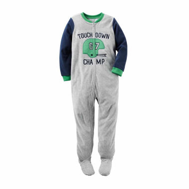 jcpenney.com | Carter's Boys Long Sleeve One Piece Pajamas-Baby