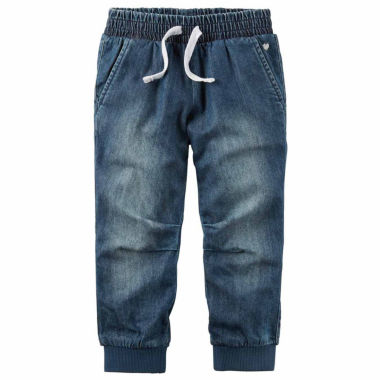 jcpenney.com | Carter's Cotton Jogger Pants - Preschool