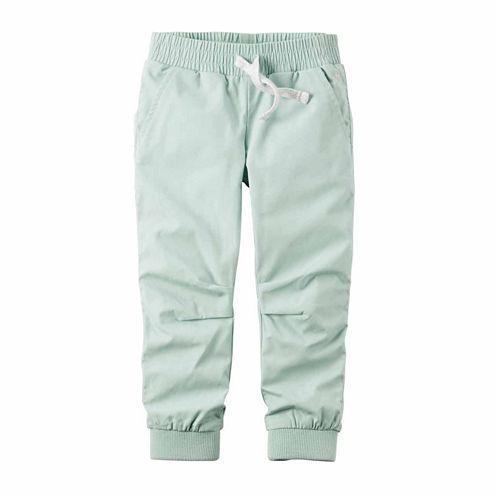 Carter's Jogger Pants - Preschool Girls