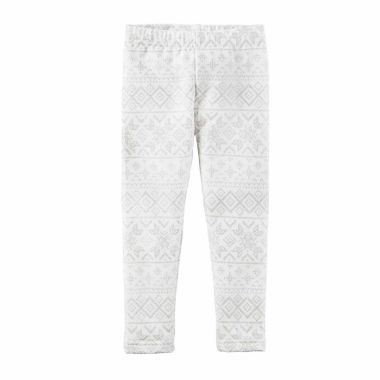 jcpenney.com | Carter's Solid Cotton Leggings - Preschool