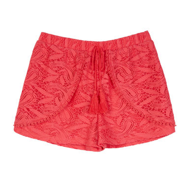 jcpenney.com | by&by girl Solid Woven Skorts - Big Kid