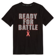 Xersion Breast Cancer Awareness T-Shirt - Preschool Boys 4-7