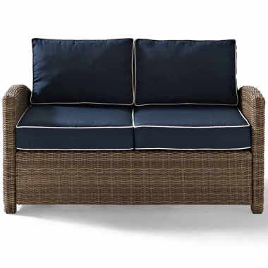 jcpenney.com | Bradenton Wicker Patio Lounge Chair