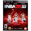 Nba 2k16 Stnd Edition Video Game-Playstation 3