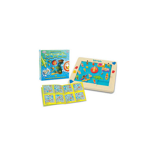 Popular Playthings Sink or Swim Brainteaser Puzzle