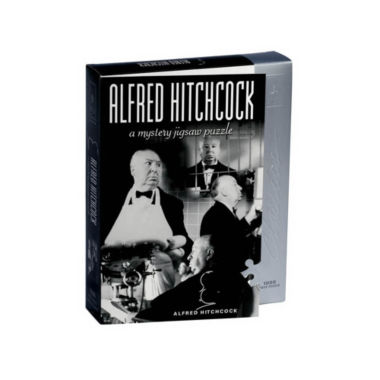 jcpenney.com | Alfred Hitchcock Mystery Jigsaw Puzzle: 1000 Pcs