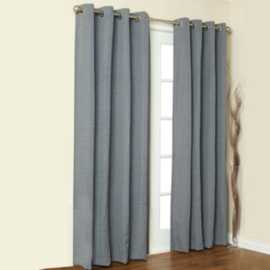 jcpenney.com | Cite Solid Grommet-Top Curtain Panel