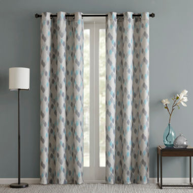 jcpenney.com | Arlo 2-Pack Grommet-Top Curtain Panels