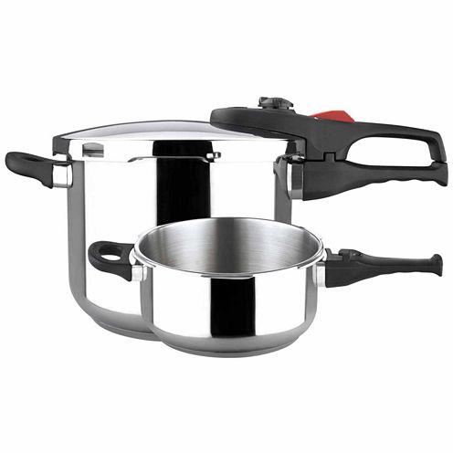3-pc. Pressure Cooker