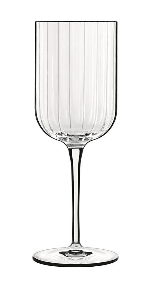 Luigi Bormioli Bach Set of 4 Wine Glasses