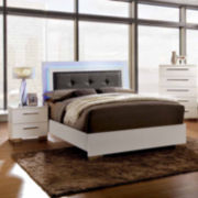 Isabella 3-Pc. Modern Bedroom Set