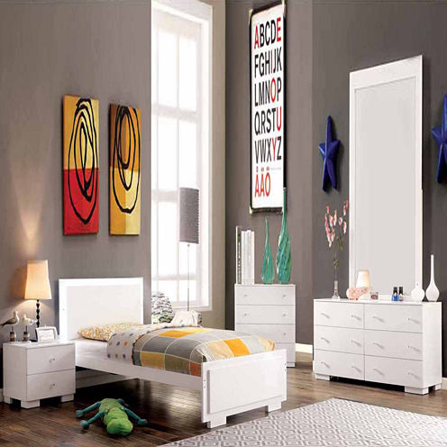 Angeli 4-pc. Bedroom Set