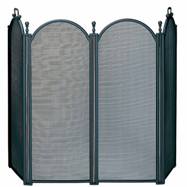 jcpenney.com | Blue Rhino 4 Panel Woven Mesh Fireplace Screen