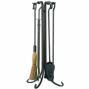 jcpenney.com | Blue Rhino Olde World Iron Fireplace Tool Set