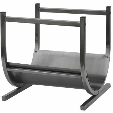 jcpenney.com | Blue Rhino Pewter Finish Log Rack